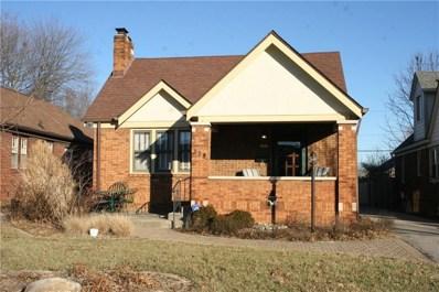 925 N Hawthorne Lane, Indianapolis, IN 46219 - MLS#: 21554512