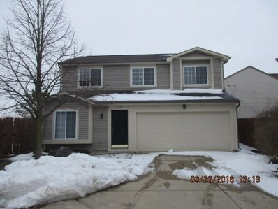 2445 Grand Fir Drive, Greenwood, IN 46143 - #: 21554545