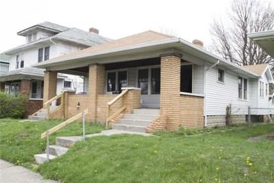 715 N Grant Avenue, Indianapolis, IN 46201 - #: 21554612
