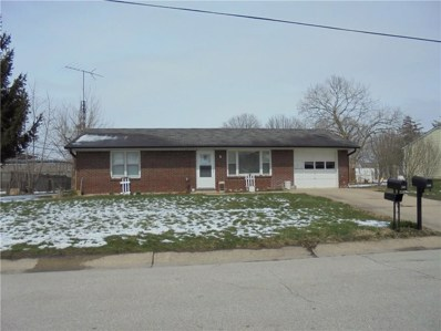 506 Memorial Drive, Edinburgh, IN 46124 - MLS#: 21554640