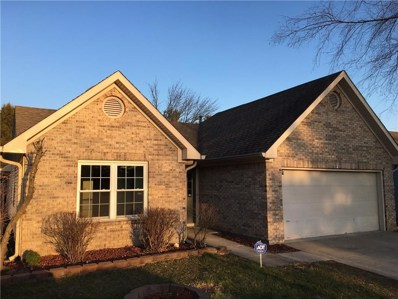 4814 Countrybrook Way, Indianapolis, IN 46254 - MLS#: 21554655