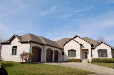 7515 Peach Blossom Place, Indianapolis, IN 46254 - MLS#: 21554657