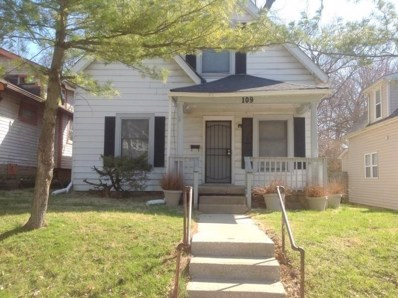 109 N Riley Avenue, Indianapolis, IN 46201 - MLS#: 21554666