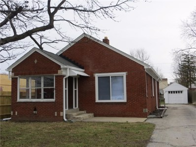 1505 N Emerson Avenue, Indianapolis, IN 46219 - #: 21554750