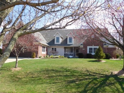 2245 Willow Circle Drive, Greenwood, IN 46143 - MLS#: 21554797