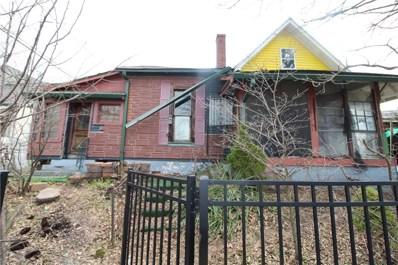 1011 Tecumseh Street, Indianapolis, IN 46201 - #: 21554808