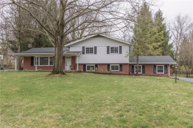 3915 Glenview Drive, Indianapolis, IN 46240 - #: 21554866