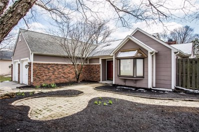 6885 Scotia Court, Indianapolis, IN 46254 - #: 21554915
