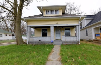 4035 Rookwood Avenue, Indianapolis, IN 46208 - #: 21554996