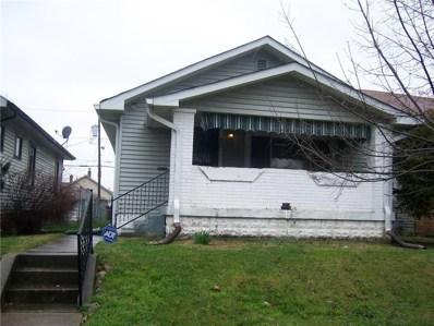 850 N Drexel Avenue N, Indianapolis, IN 46201 - #: 21555125