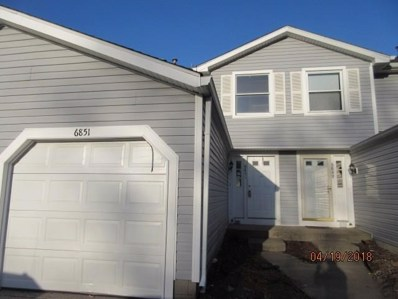 6851 Cross Key Drive, Indianapolis, IN 46268 - #: 21555155
