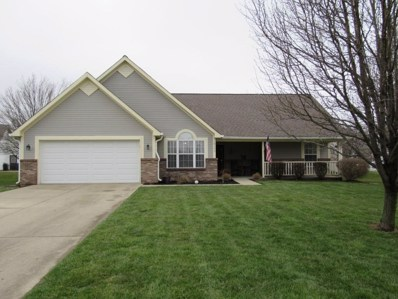 923 Eagle Brook Drive, Shelbyville, IN 46176 - #: 21555191