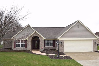 3922 S Harting Farms Drive, New Palestine, IN 46163 - MLS#: 21555194