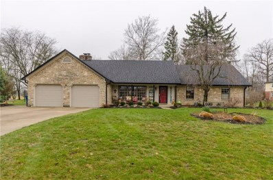 6910 Kingswood Drive, Indianapolis, IN 46256 - #: 21555262