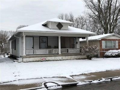 1325 Edgemont Avenue, Indianapolis, IN 46208 - #: 21555318