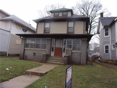 3010 N Capitol Avenue, Indianapolis, IN 46208 - #: 21555370