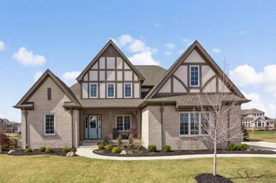 10910 Edgewood Drive, Fishers, IN 46040 - #: 21555395