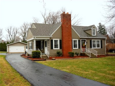 3105 Lindbergh Drive, Indianapolis, IN 46227 - #: 21555512