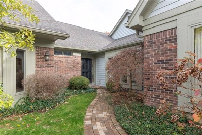 9457 Spring Forest Drive, Indianapolis, IN 46260 - #: 21555516