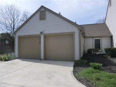 3038 Bayberry Court W, Carmel, IN 46033 - #: 21555518