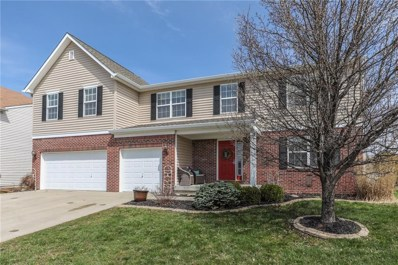 5859 Thompson Park Boulevard, Indianapolis, IN 46237 - #: 21555580