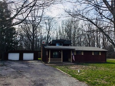 874 S Sycamore Drive, Greenfield, IN 46160 - MLS#: 21555661