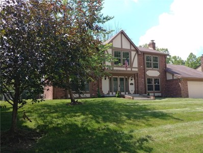 6840 Kingman Drive, Indianapolis, IN 46256 - #: 21555668