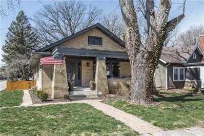 5602 Carrollton Avenue, Indianapolis, IN 46220 - MLS#: 21555745