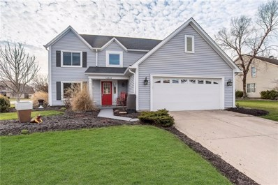 10804 Thistle Ridge, Fishers, IN 46038 - #: 21555751