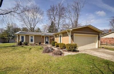 8674 Fox Ridge Lane, Indianapolis, IN 46256 - MLS#: 21555789