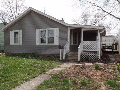 409 Wilson Avenue, Crawfordsville, IN 47933 - #: 21555853