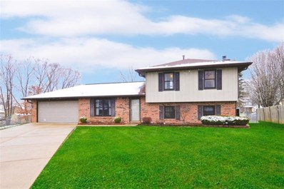 5955 Staffordshire Circle, Indianapolis, IN 46254 - #: 21555890