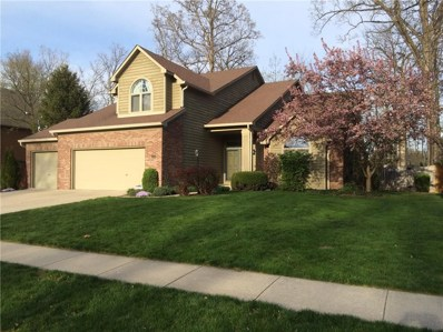 6825 Bluffgrove Court, Indianapolis, IN 46278 - #: 21555968