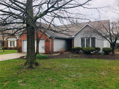 8833 Saddle Court, Indianapolis, IN 46256 - #: 21555987