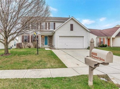 3325 Crestwell Drive, Indianapolis, IN 46268 - #: 21556089