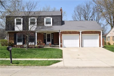 1934 Hibiscus Drive, Indianapolis, IN 46219 - MLS#: 21556095