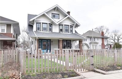 3642 Hemlock Avenue, Indianapolis, IN 46205 - #: 21556159