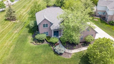 4557 Woods Edge Drive, Zionsville, IN 46077 - #: 21556207