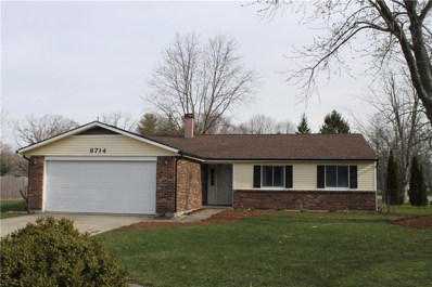 8714 Amy Court, Indianapolis, IN 46256 - MLS#: 21556299