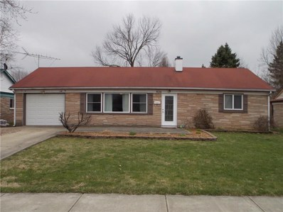 634 Park Drive, Greenwood, IN 46143 - #: 21556338