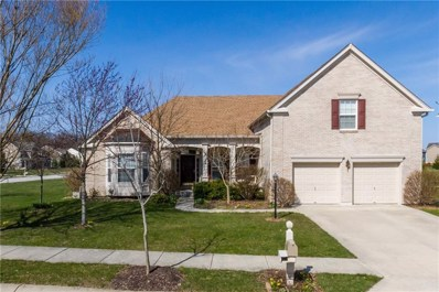 13650 Amblewind Place, Carmel, IN 46074 - #: 21556339