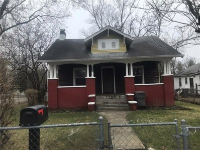 3702 Wallace Avenue, Indianapolis, IN 46218 - #: 21556475