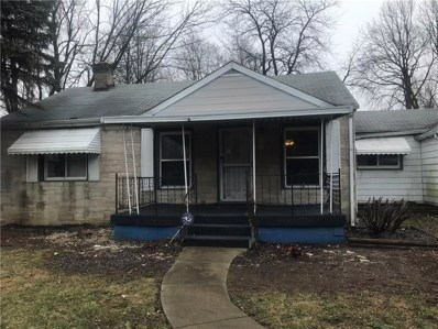 3443 N Dequincy Street, Indianapolis, IN 46218 - #: 21556477