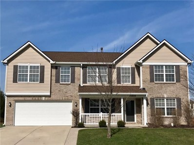 10858 Pleasant View Lane, Fishers, IN 46038 - #: 21556480