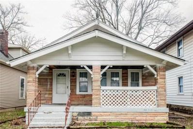 34 N Euclid Avenue, Indianapolis, IN 46201 - MLS#: 21556497