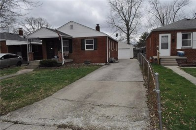 462 S Sheridan Avenue, Indianapolis, IN 46219 - #: 21556519