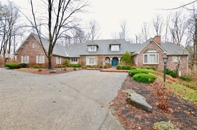 5555 Bay Colony Lane, Indianapolis, IN 46234 - #: 21556531
