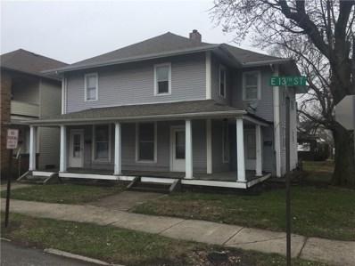 230 E 13th Street, Anderson, IN 46016 - #: 21556561