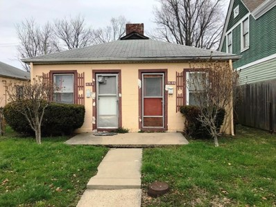 1444 E 10th Street, Indianapolis, IN 46201 - #: 21556654
