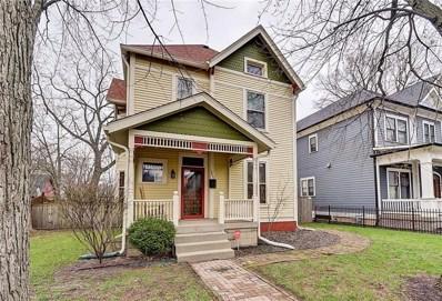 1411 N New Jersey Street, Indianapolis, IN 46202 - #: 21556663